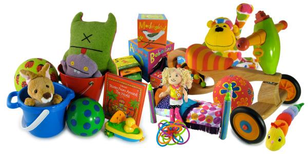 juguetes solidarios