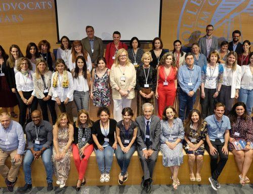 """ICAIB y UIB animan a colegios de abogados y universidades a implantar la metodología Clínica Jurídica, """"una de las mejores formas de aprender derecho"""""""
